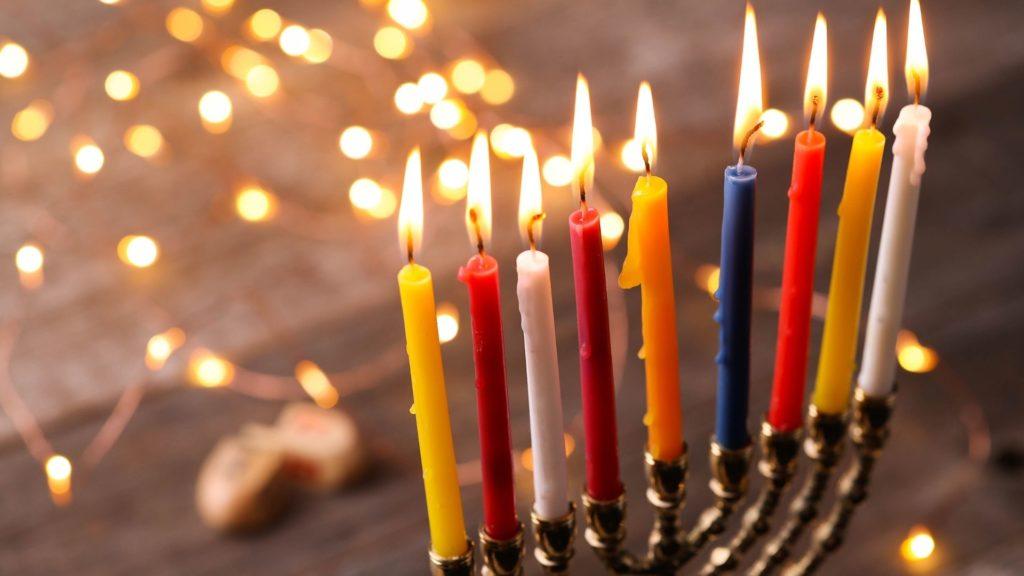 menorah judaica bar mitzvah gifts