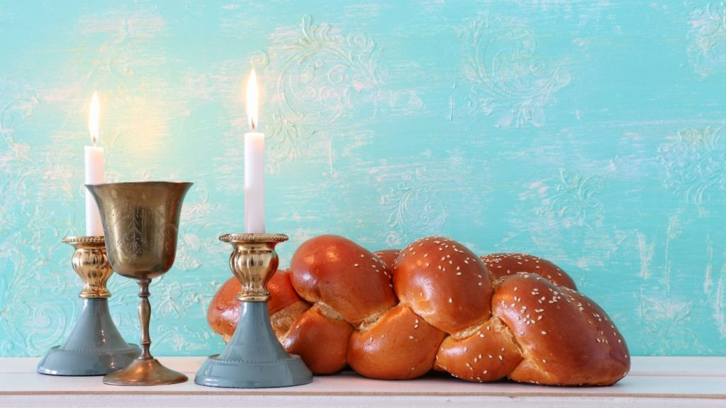 shabbat symbols for shabbat prayers