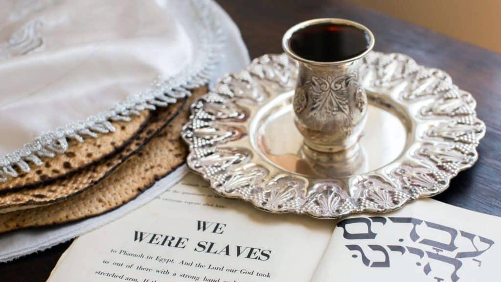 Passover prayers