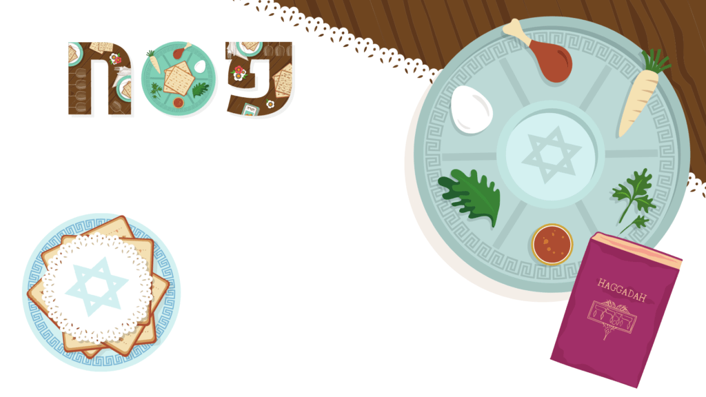Pesach Seder Table