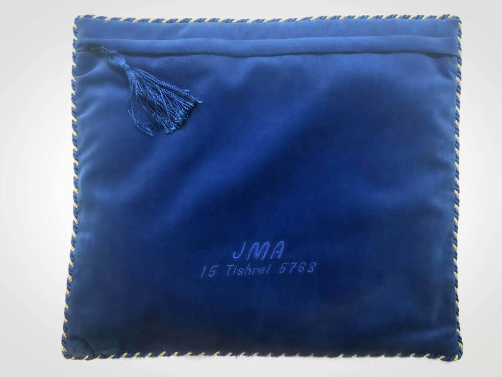 Initial Tallit Bag