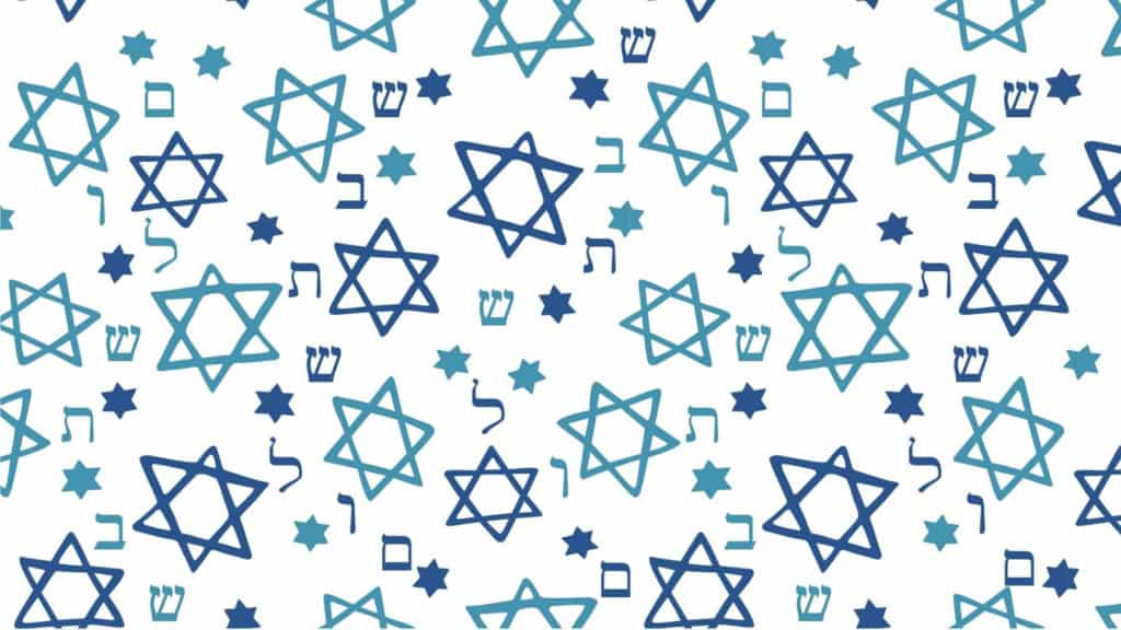 Shabbat Shalom Hidden Message Background