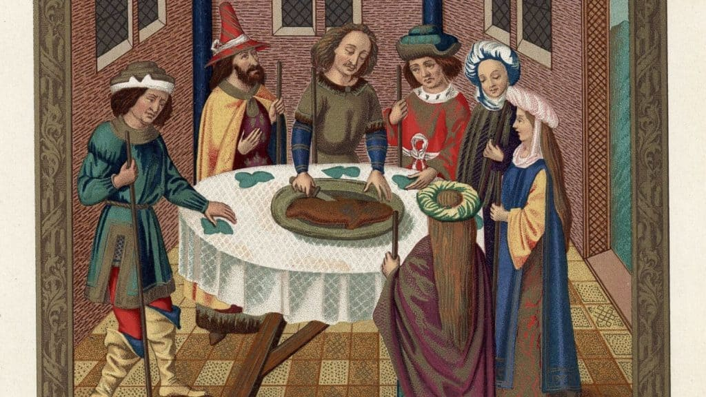 passover in biblical times