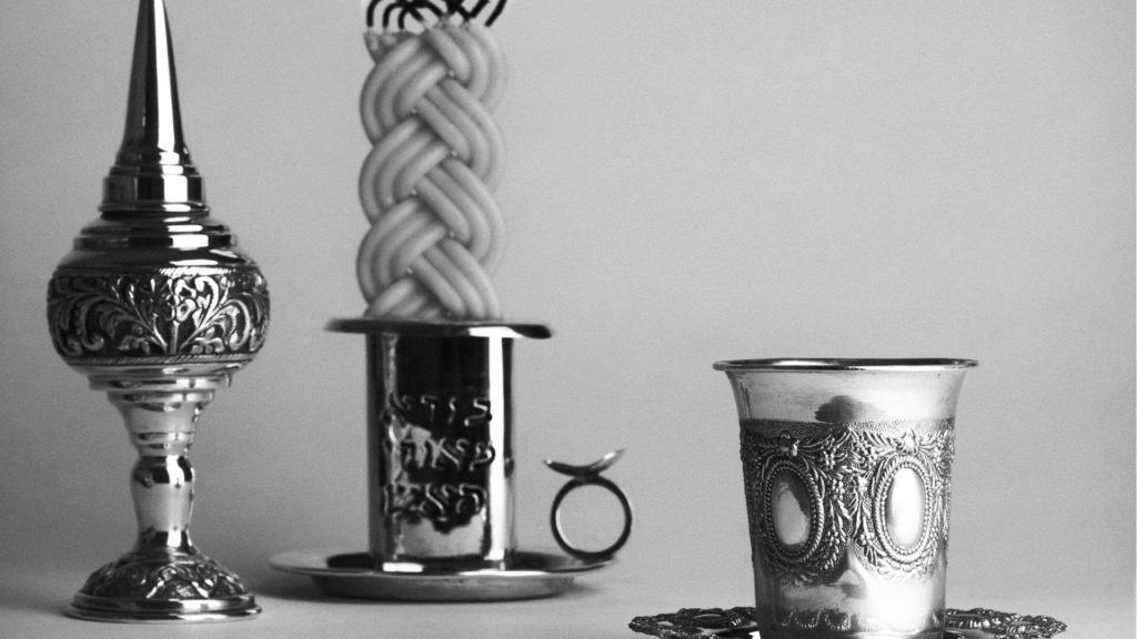 judacia items for havdalah