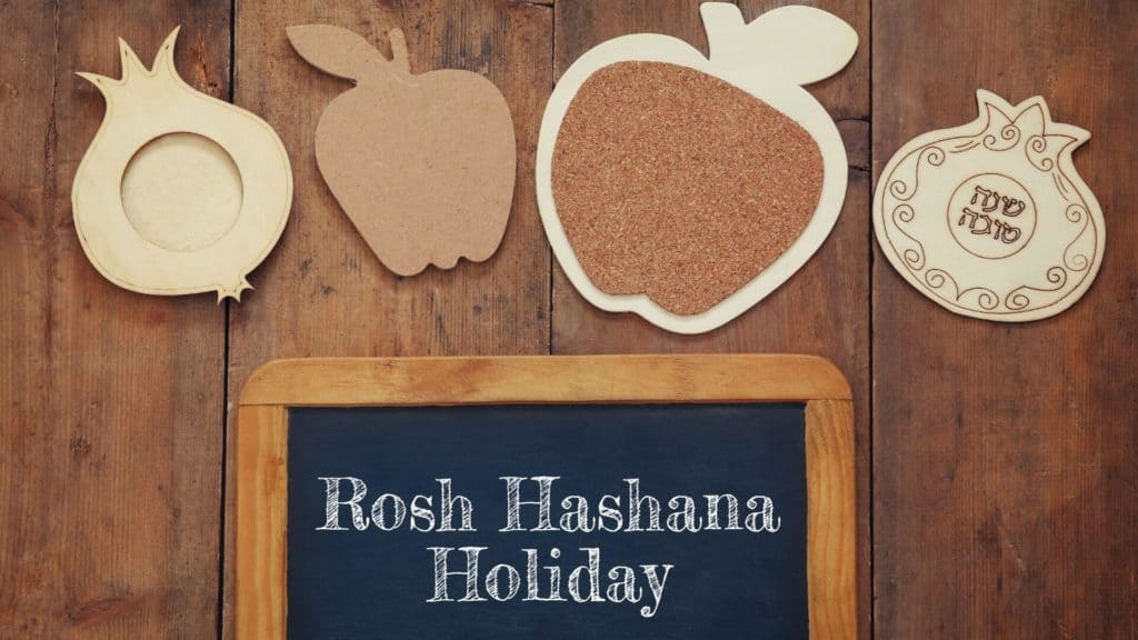 Rosh Hashanah holiday greeting