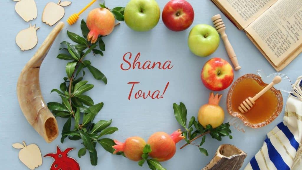 shana tova greeting Rosh Hashanah