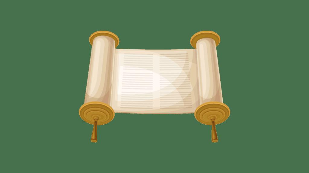 Torah judaism symbol