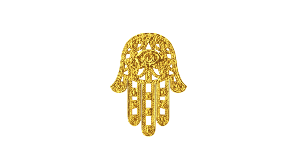 hamsa jewish evil eye symbol