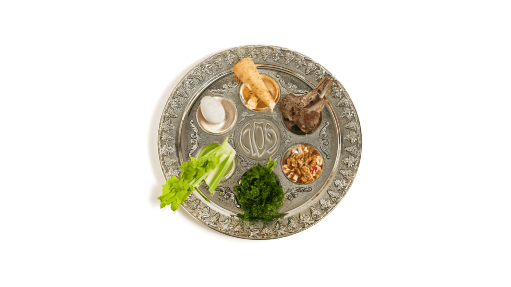 seder plate passover symbol